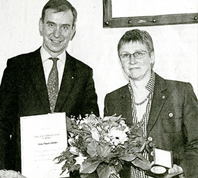 DLG ehrt Claudia Müller