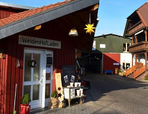 Vorzugsmilchbetrieb Weidenhof