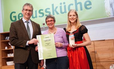 Weidenhof aus Wächtersbach ausgezeichnet