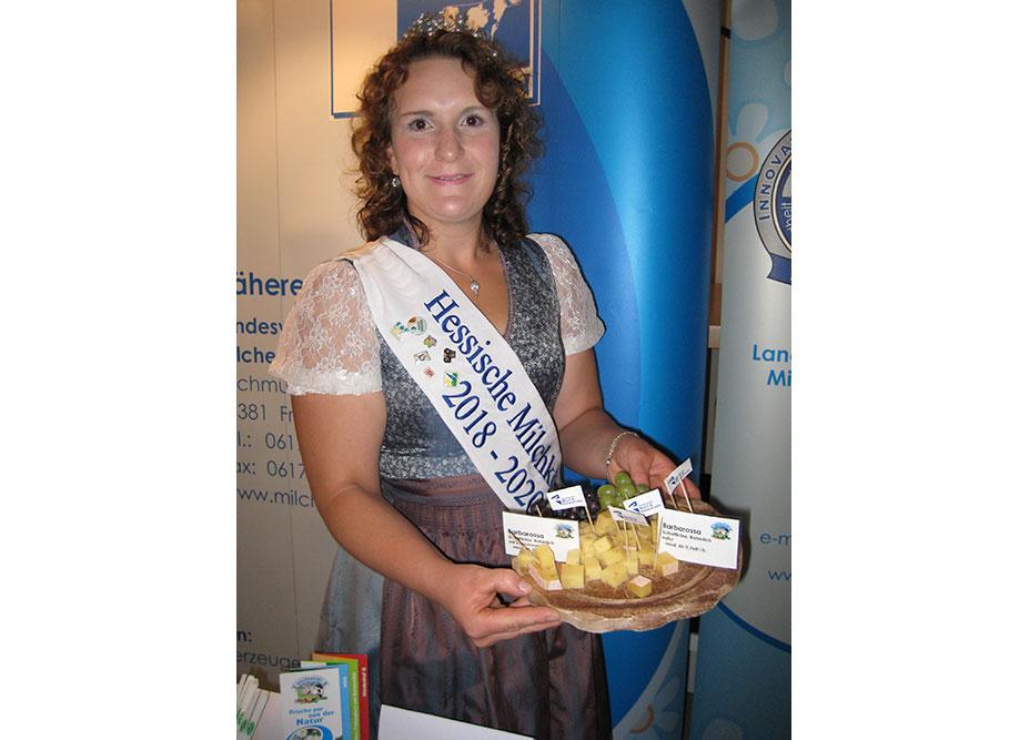 Hessische Milchkönigin 2018-2010