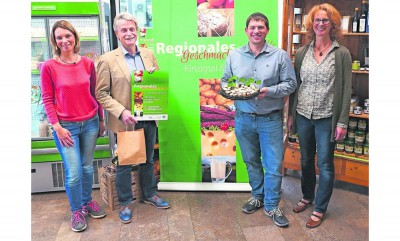 Regionales Geschmacksfestival läutet den Herbst ein