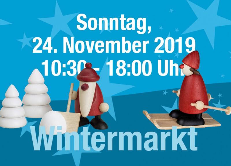 Wintermarkt am Weidenhof